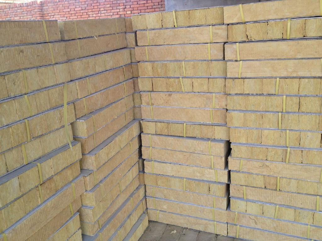岩棉板保温材料 岩棉板生产