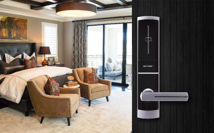 酒店锁图片