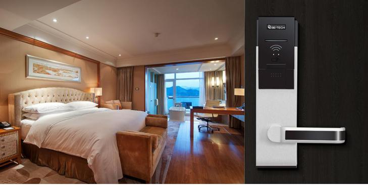什么品牌的酒店锁性价比最好,相比之下必达更好